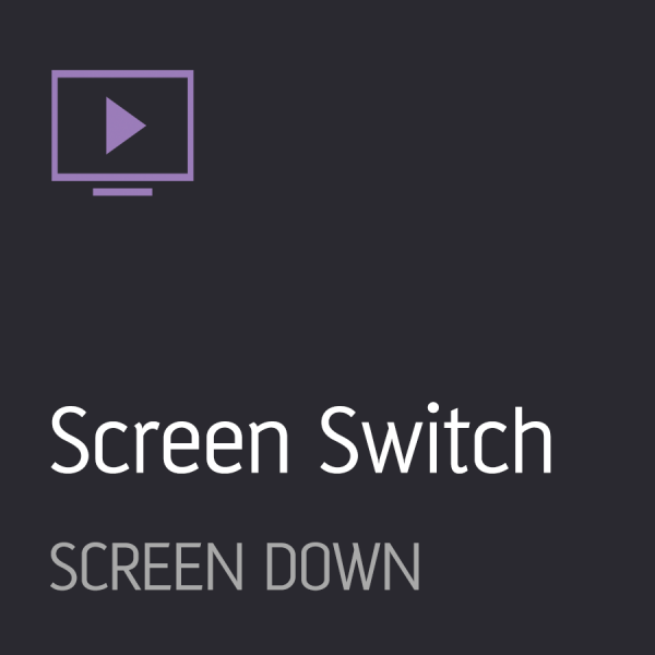 Driver - Screen Switch
