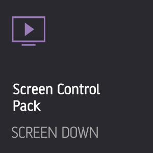Driver - Screen Control Pack